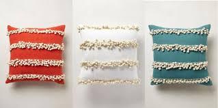 How to Anthropologie Inspired Pom Pom Pillow – SISOO