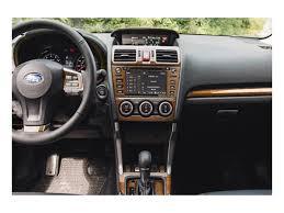 100 G5 Interior Subaru Impreza 20152018 3M 3D Dashboard Trim Kit Dash