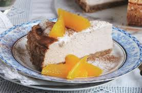 Slimming Worlds Spanish Orange Cake Is Zesty And Moist With A Soft Spone