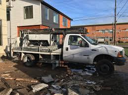 100 Concrete Pumper Truck Work Truck 73 F550 With A BP500 Concrete Pump S