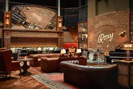 The Breslin Bar And Dining Room Menu by Dining U0026 Nightlife The Roxy Hotel
