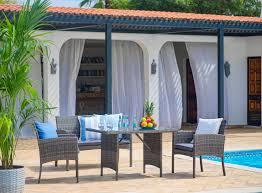 loungegarnitur marokko in anthrazit