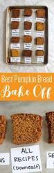 Downeast Maine Pumpkin Bread Recipe by Pumpkin Bread Bake Off The Pancake Princess