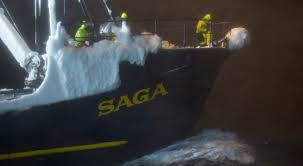 Wizard Deadliest Catch Sinks by Controversial