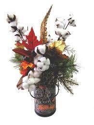 Raz Artificial Christmas Trees by Raz Autumn Market Bucket Arrangements Tutorial Trendy Tree Blog