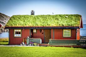 bac a avec toit bac acier et toit végétalisé