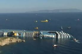 italy cruise ship sinking top youtube videos