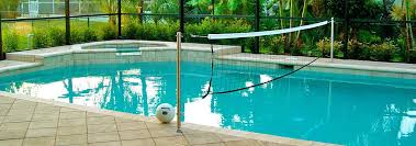 Pool Volleyball Nets Above Ground Net Walmart