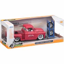 Jada® Just Trucks 1:24 Scale Die Cast 1955 Chevy Stepside™ Truck ...