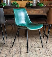 stuhl vancouver in grün petrol stühle stuhl grün