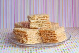 schnell und einfach waffelkuchen aus nur 2 zutaten