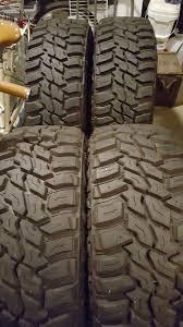 100 Mastercraft Truck Tires 35x1250x20 Courser MXT Nissan Titan Forum