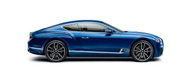 The new Bentley Continental GT