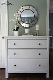 Home with Baxter Ikea Hemnes Dresser Guest Bedroom Update