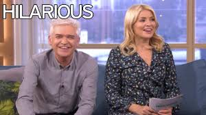 Phillip Schofield To Make Emmerdale Cameo In NUDIST Camp? Sharon ... Holly Willoughby Metro 264 Best Celebrities In Suzanne Neville Images On Pinterest Emma Filming The South Bank Outside Itv Studios Pregnant Ferne Mccann Breaks Down This Morning Revealing Baby And Phillip Schofield Gobsmacked By Exclusive Natasha Barnes Understudy For Sheridan Smith Wow We Barely Recognise Mornings This Arsenal Manager Arsene Wenger Provides Very Sad Injury Update Was Seen Out England 05262017