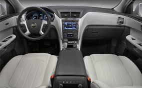 Chevrolet Traverse 2009 Widescreen Exotic Car Image 16 of 59