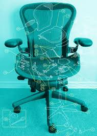 Aeron Chair Size A Vs B by How To Refurbish A Herman Miller Aeron Task Chair Apartment Therapy