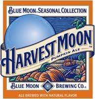 Harvest Pumpkin Ale Blue Moon by October 2010 Pacific Northwest Beer