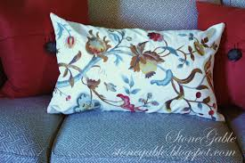 Pottery Barn Throw Pillow Inserts by Pillow Love Stonegable