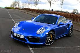 Porsche 911 Turbo S 2017 first drive Ready to launch Pocket lint