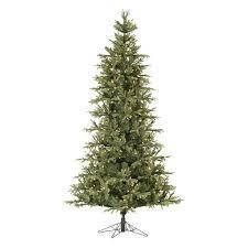 Elk Slim Lit Tree From Pre Christmas Trees Walmart