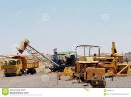 Retro Truck, Tools And Equipment For Opal Mining, South Australia ...