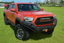 Toyota Tacoma Front Bumper 2016 | Proline 4wd Equipment | Miami ... Hanson Heavy Duty Front Bumper Installation 8lug Magazine Fusion Bumpers Obs Ford Rdallsperformance Buy 72018 Raptor Honeybadger Winch Homemade And Rear Bumperstoyota Pickup Youtube Custom Truck Spokane Replacement Front Rear Bumpers 2004 2008 F150 Add Lite Off Road Shop Repairing The Gmc And Sierra Aftermarket Ranch Hand Summit Series Full Width Hd With Grille 52017 Rogue Racing Rebel Offroad 44159103 2017 Stealth R 55 Chevy Truckbumper Mounts Rusty Doors