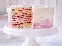 ombre milchmädchen torte