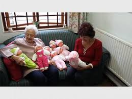 Dolls Puzzles Photo Albums Calm Patients With Dementia The