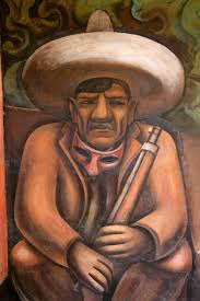 Famous Mexican Mural Artists by The Siqueiros Mural Portrait Of Mexico Today