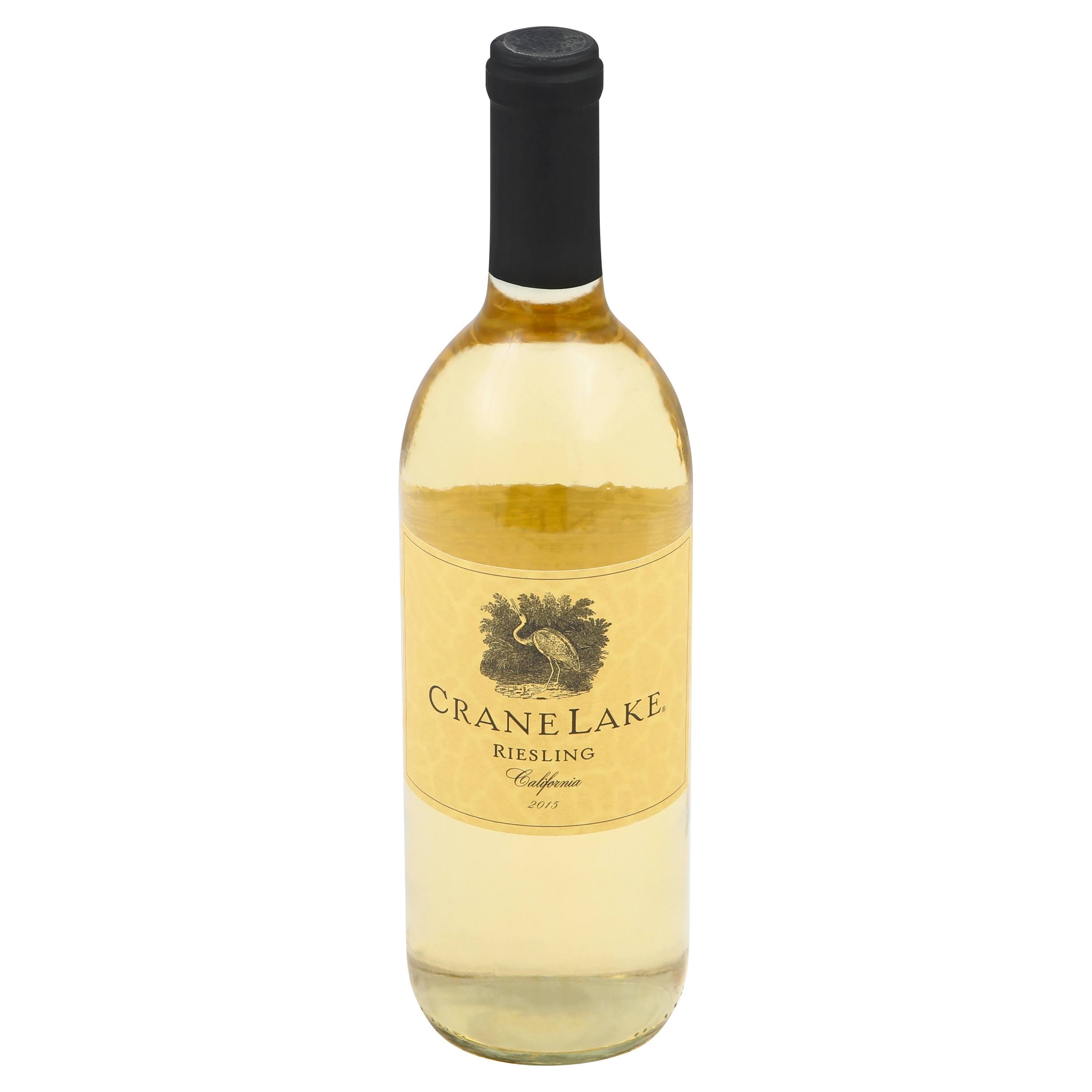 Crane Lake Riesling, California, 2015 - 750 ml