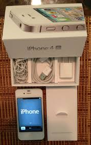 White iPhone 4s 64gb no contract Get it while you can