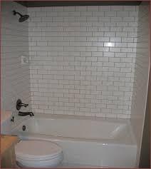 white tile bathtub surround home design ideas