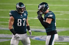 The Philadelphia Eagles Could Use Some Veteran Support For Their Tight End Zach Ertz