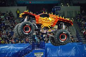 100 Monster Truck Oakland Close Races Develop As Season Hits Halfway Mark Jam