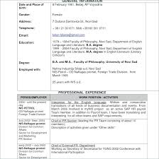 Resume Format For Mechanical Engineer Fresher Download Of A Engineering Diploma Freshers