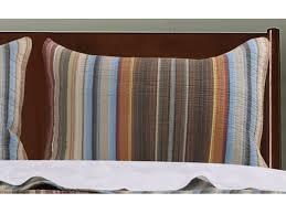 Greenland Home Bedding by Durango Sham Standard Gl 1603ns Transitional Modern Quilt Sets