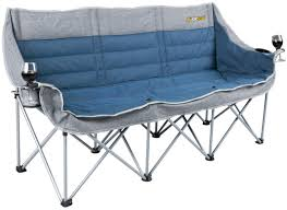OZtrail Moon Chair Folding Portable Camping Picnic - Large ...