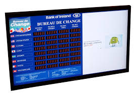 meaning of bureau de change fx100 digital rateboard system dualtron