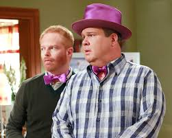 Modern Family Halloween 3 Cast by Jesse Tyler Ferguson And The Will U0026 Grace Cast Design Bow Ties To