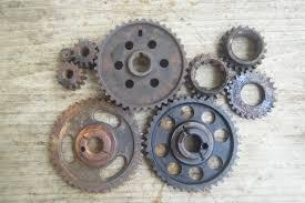 Wonderful Ideas Gear Wall Art Or 38 Gears Vintage Industrial Wood
