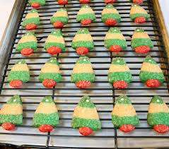 Gumdrop Christmas Tree by Christmas Tree Sugar Cookies Wives With Knives