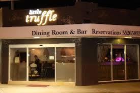 Little Truffle Dining Room Bar Mermaid Beach Gold Coast