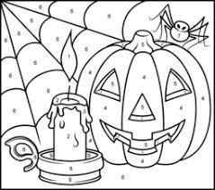 Halloween Coloring Online