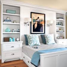 Impressive 24 Clever And Comfy Bedroom Wall Storage Ideas Shelterness With Regard To Attractive