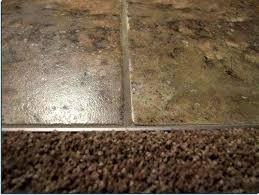 gorgeous carpet to tile carpet to tile transition on concrete