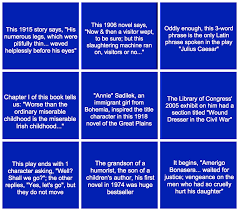 The Wound Dresser Summary by Can You Answer These Literary Questions From Jeopardy