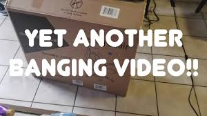ofm blue racing gaming chair unboxing setup and review