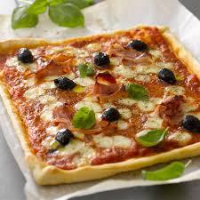 cuisiner facile pizza facile recette pizza facile le pizza et pizza