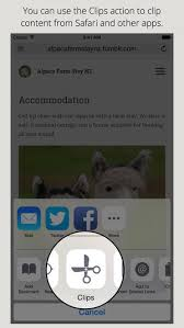 Clips Copy and paste anywhere with wid and keyboard on the App Store